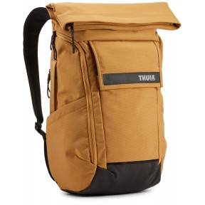 thule рюкзак thule paramount backpack 24l (wood trush)