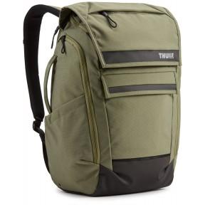 thule рюкзак thule paramount backpack 27l (olivine)
