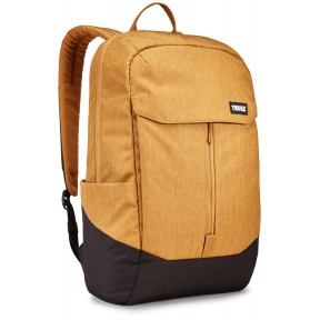 рюкзак thule lithos 20l backpack (wood trush/black)