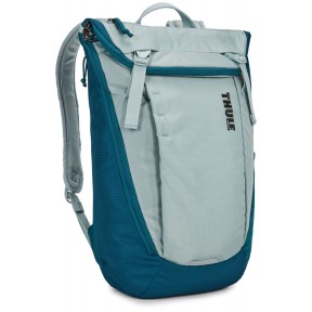 thule рюкзак thule enroute backpack 20l (alaska/deep teal)