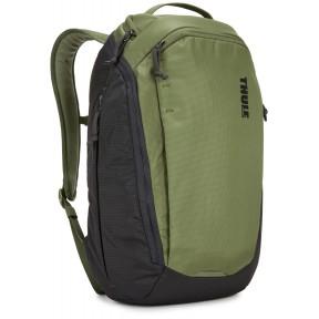 рюкзак thule enroute backpack 23l (olivine/obsidian)