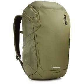 thule рюкзак thule chasm backpack 26l (olivine)