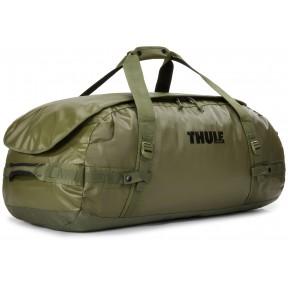спортивная сумка thule chasm 90l (olivine)