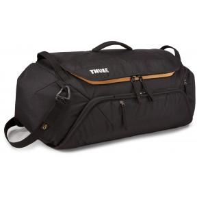 thule велосипедная сумка thule roundtrip bike duffel (black)