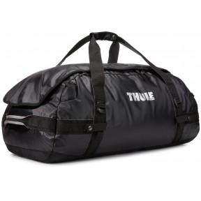 thule спортивная сумка thule chasm 90l (black)