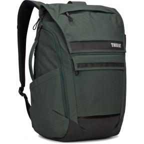 thule рюкзак thule paramount backpack 27l (racing green)