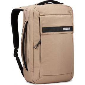 thule рюкзак-наплечная сумка thule paramount convertible laptop bag (timer wolf)