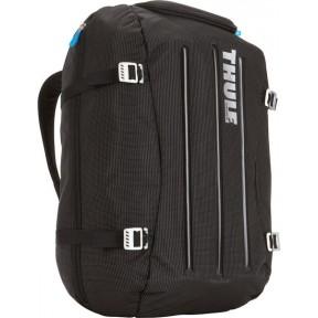 thule crossover 40l duffel pack (tcdp1) - black