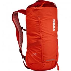 thule stir 20l hiking pack - roarange