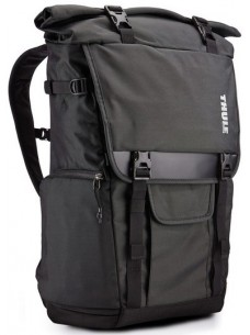 THULE Covert DSLR Rolltop Backpack (TCDK101K) Black