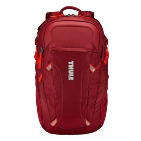 thule enroute 2 blur daypack red feather