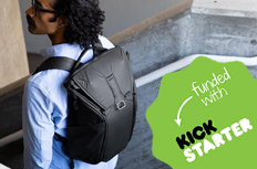 Рюкзаки из Kickstarter