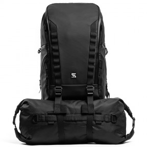 snap modular backpack r3 + roll bag