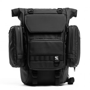 snap modular backpack r1 + 2 side bag + front organizer m3