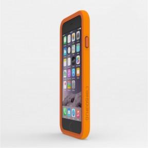 evolutive labs бампер rhino shield crash guard orange для iphone 6 plus / 6s plus