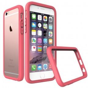 evolutive labs бампер rhino shield crash guard pink для iphone 6 plus / 6s plus