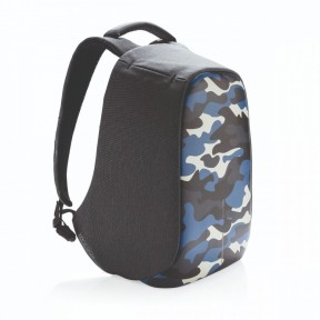 xd design рюкзак xd design bobby anti-theft backpack camouflage blue (p705.655)
