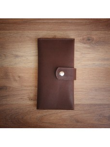 Futlers Long Wallet Brown